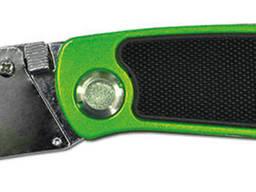 Нож складной с держателем