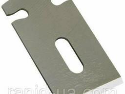 Нож сменный одинарный для рубанка 45мм SB3 (блистер) (уп. 6)