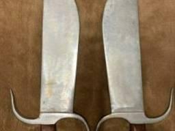 Ножи бабочки вин-чун парное тренировочное оружие