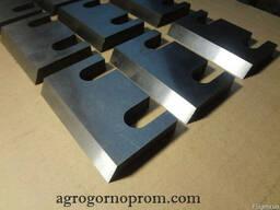 Производство ножей для дробилок
