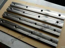 Ножи для гильотины 590х60х16 сталь 6ХВ2С