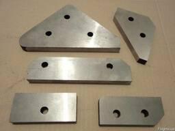 Ножи для комбинированных пресс-ножниц