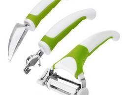 Ножи для нарезки овощей и фруктовTriple Slicer, Трипл