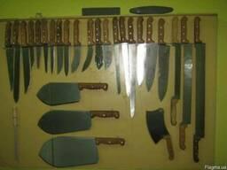 Ножи для резки мяса, рыбы, масла, сыра.