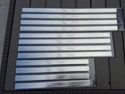 Ножи Lutz для шкуросъемной машины