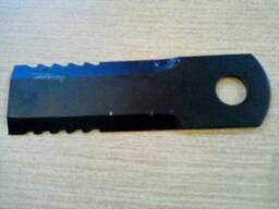 Ножи для жаток, экструдеров, мульчирователей