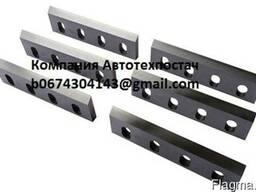 Ножи дробилок (измельчителей) для пластика ИПР 100, 150 и др