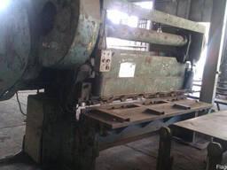 Ножницы 16х2500 гильотина 120000 грн