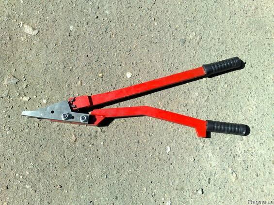 Ножницы для резки стальной крепежной ленты