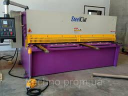Ножницы гидравлические SteelCut 6-2500, 8-3200, 12-2500