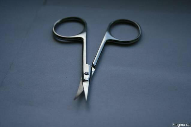 Ножницы MZ101ногтевые с загнутыми кончиками