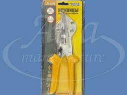 Ножницы с транспортиром для резки пластикового профиля