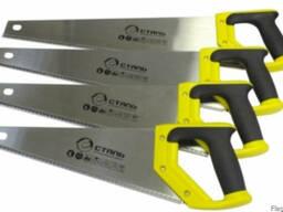 Ножовка по дереву усиленная Сталь 40100