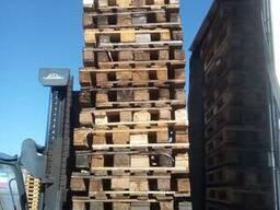 Нужны деревянные поддоны 1200х800, 1200х1000 (б/у или новые)
