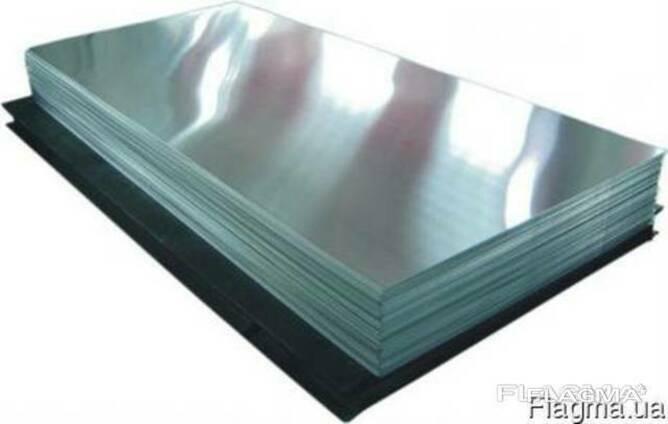 Н/ж лист aisi 304 декор 5WL PVC 0,8х1250х2500