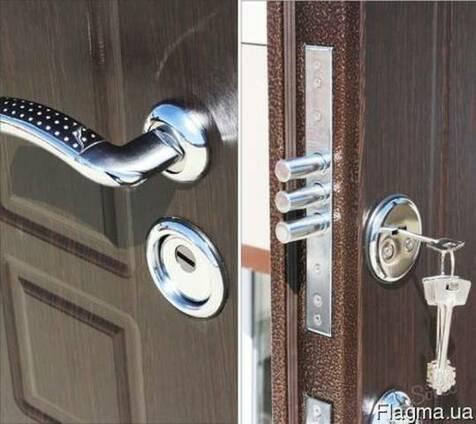 Входные Двери с Повышенной Защитой