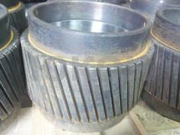 Обечайка ролика 190\85 для гранулятора ОГМ 1, 5 (в наличии)