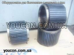 Обечайки роликов для грануляторов — Ø200 (Италия)