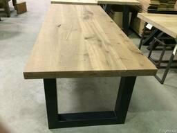 Обеденный стол в стиле Loft