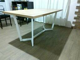 Обеденный стол стиле LOFT (Table - 342)