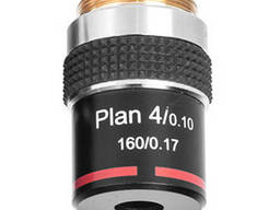 Объектив Sigeta Plan Achromatic 4x/0.10 SGT65175