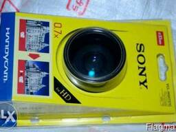 Объектив Sony vcl-HG0737C