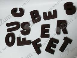 Объемные буквы, слова, фигуры