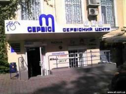 Объемные буквы в Одессе