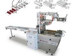 Оберточная упаковочная машина в упаковку типа конверт OWET 1