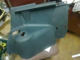 Обивка боковины багажника правая ЗАЗ-1102, новая, с хранения