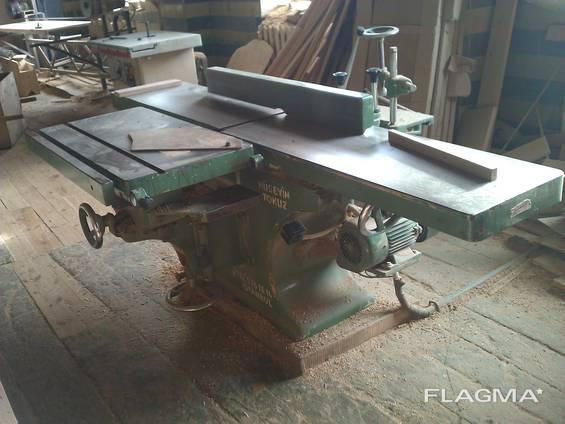 Обладнання для меблево-столярного виробництва