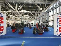 Обладнання, оборудование для шиномонтажа MB Италия