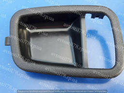 Облицовка ручки двери Славута 1103 внутренняя задняя левая АвтоЗАЗ 1105-6205185