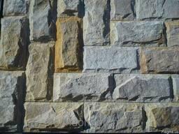 Облицовочная плитка из песчаника «Скала» 100*200, 120*240