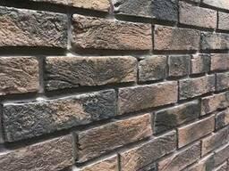 Облицовочный камень Бельгійський кирпич 170х70 - фото 1