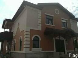 Обновим фасад здания, утеплим весь дом, произведем весь комп