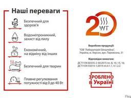 Обогреватель электрический НИ 20/40