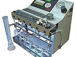 Оборудование для чистки инжекторов Спринт 6К , реж