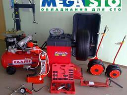 Шиномонтажное оборудование, оборудование для шиномонтажа.