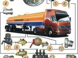 Оборудование для бензовозов и автоцистерн
