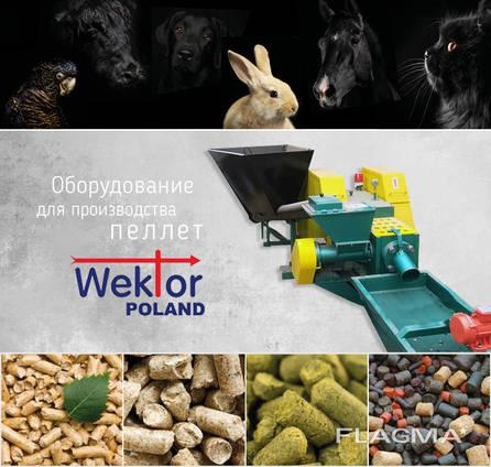 Оборудование для гранулирования кормов