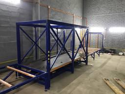 Оборудование для изготовления СИП панелей