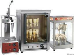 Оборудование для коно-пиццы (витрины и печки) Рассрочка!
