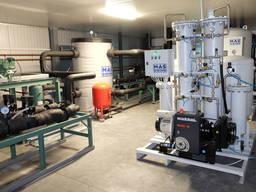 Оборудование для контроля состава атмосферы в фруктохранилищ