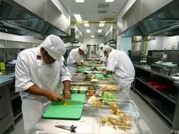 Оборудование для Кухни - Кафе, Бара, Ресторана, Пекарни