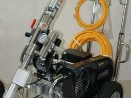 Оборудование для нанесение гидроизоляции, огнезащиты