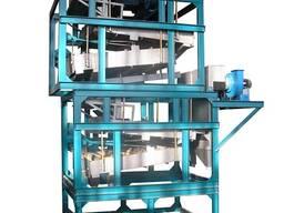 Оборудование для очистки с/х культур калибратор КВ-2