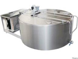 Оборудование для охлаждения молока 800 л