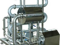 Оборудование для пастеризации соков