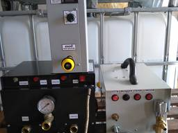 Оборудование для Пенопласта заливного (піноізол, пеноизол)